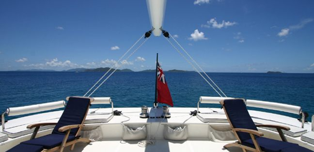 Akasha Charter Yacht - 2