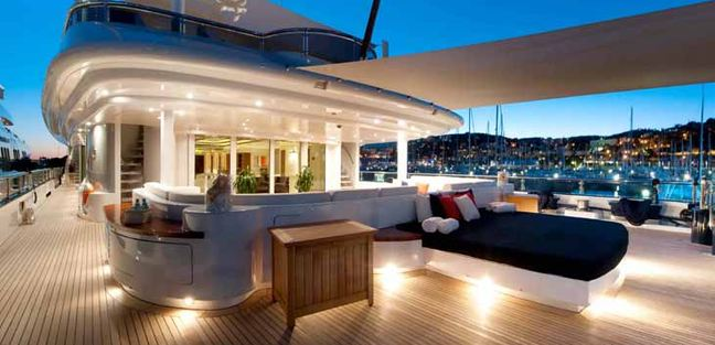 Triple Seven Charter Yacht - 3