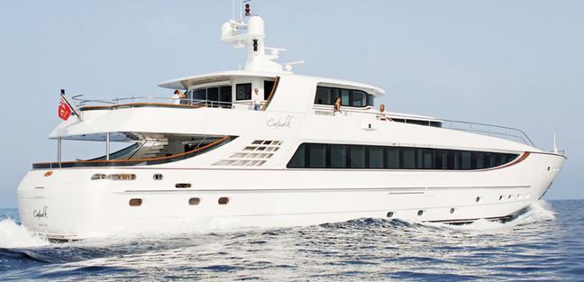 Seva Charter Yacht - 5