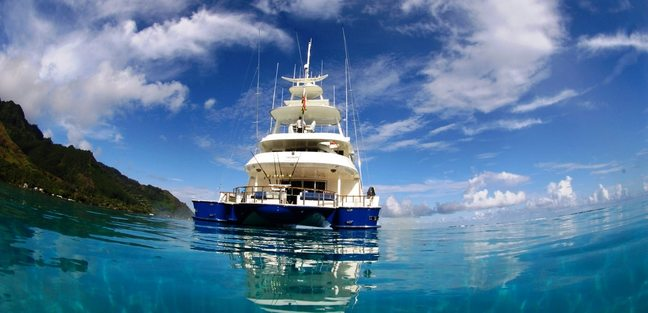 Ultimate Lady Charter Yacht - 5