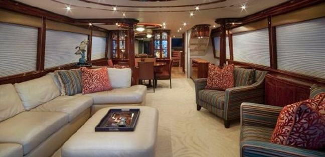 Melvinville III Charter Yacht - 5