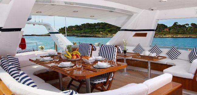 Unplugged Charter Yacht - 8