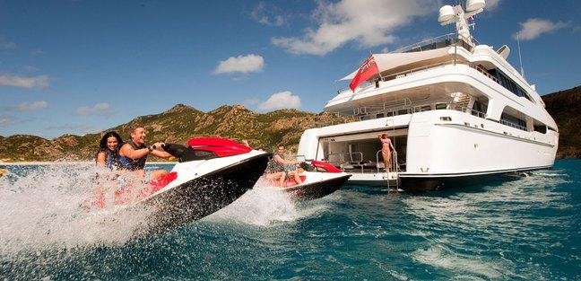 Diamond Charter Yacht - 5
