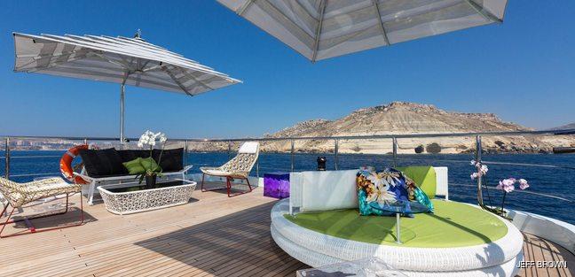 Ocean Paradise Charter Yacht - 3