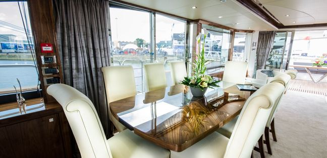 Ebra Charter Yacht - 5