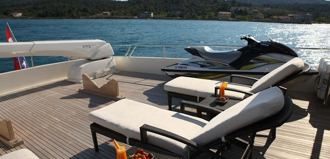 Klobuk Charter Yacht - 3