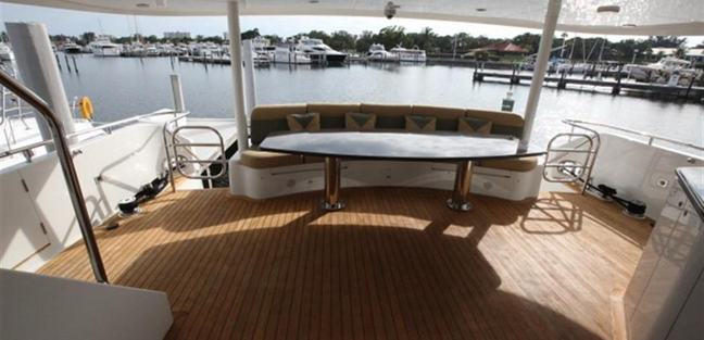 Foot Loose Charter Yacht - 8