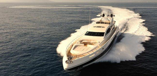 Antelope III Charter Yacht - 2