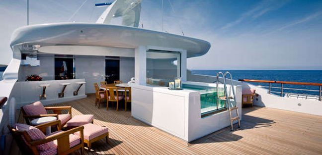 Lady Candy Charter Yacht - 2