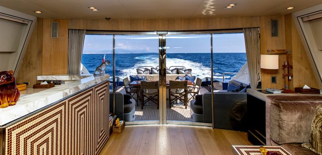 Cheeky Tiger Charter Yacht - 7