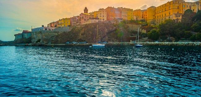 Ports in Corsica