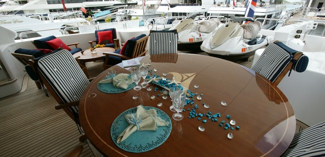 Paradigm Charter Yacht - 4