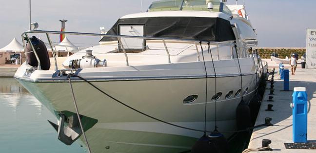 Amapolla Charter Yacht - 2