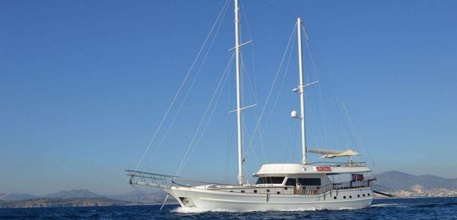Gul Sultan Charter Yacht