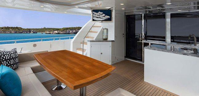Entrepreneur Charter Yacht - 4