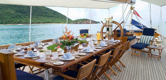 Fleurtje Charter Yacht - 5