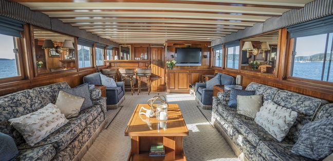 Sea Breeze III Charter Yacht - 6