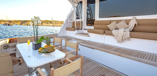Astrape Charter Yacht - 5