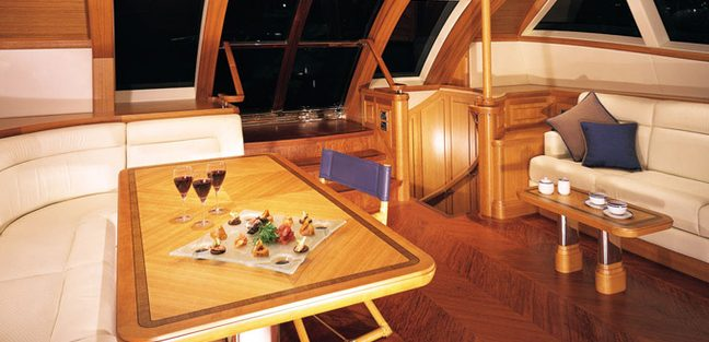 Zalmon Charter Yacht - 4