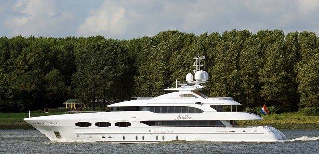 Crystalady Charter Yacht - 3