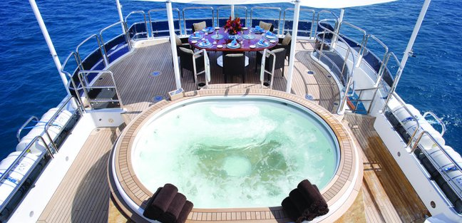 Diamonds Are Forever Charter Yacht - 2