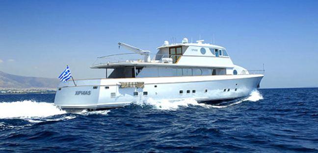 Xiphias Charter Yacht - 3