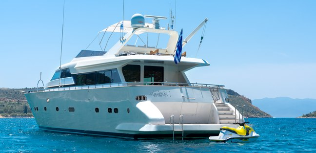 Alandini Charter Yacht - 2