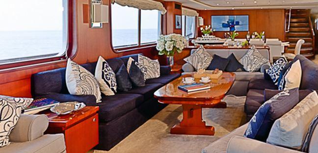 Ligaya Charter Yacht - 4