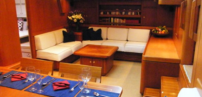 El Baile Charter Yacht - 5