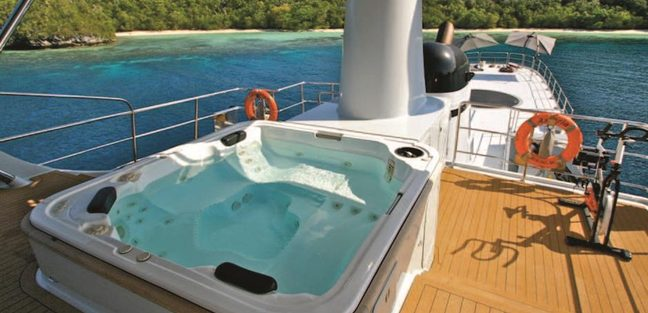 Asteria Charter Yacht - 2