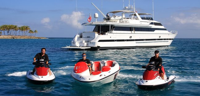 Illusions Charter Yacht - 5