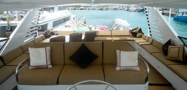 Island Time Charter Yacht - 2
