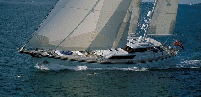 Ultima Novia Charter Yacht