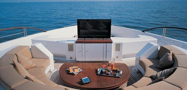 Hadia Charter Yacht - 2