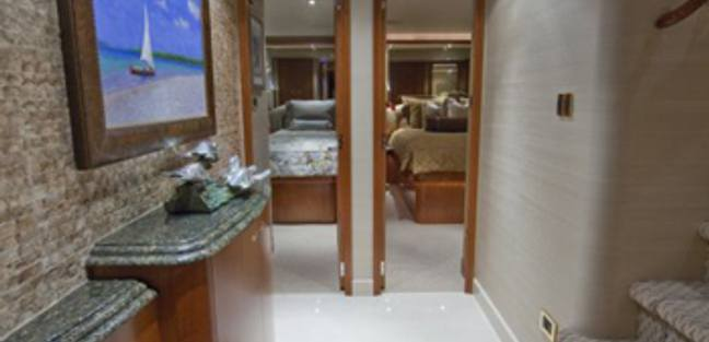 Alicia Charter Yacht - 6