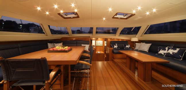 Fado Charter Yacht - 5