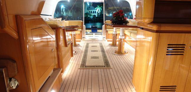 Pepper XIII Charter Yacht - 5