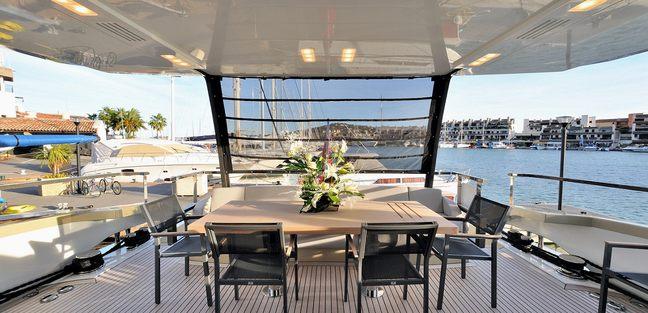 Quasar Charter Yacht - 5