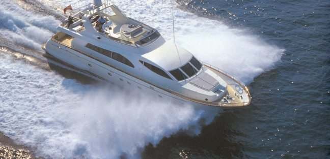 Baron B Charter Yacht - 2