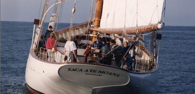 Zaca a te Moana Charter Yacht - 4
