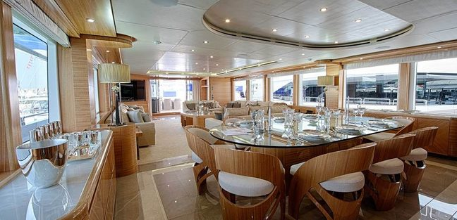 UAQ 1 Charter Yacht - 5