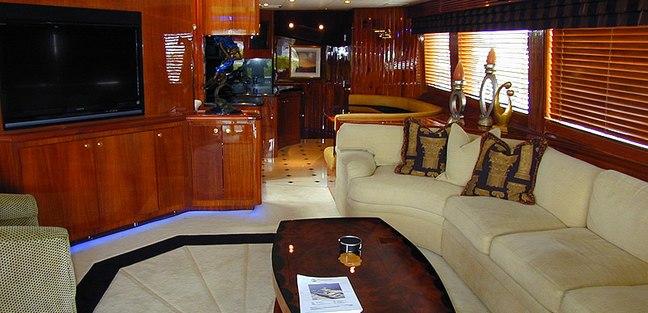 Lady Diana Charter Yacht - 5