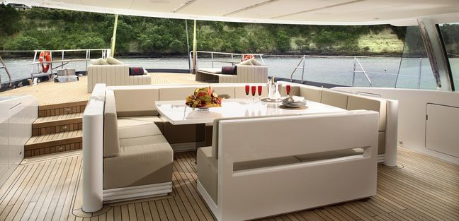 Red dragon charter yacht 4