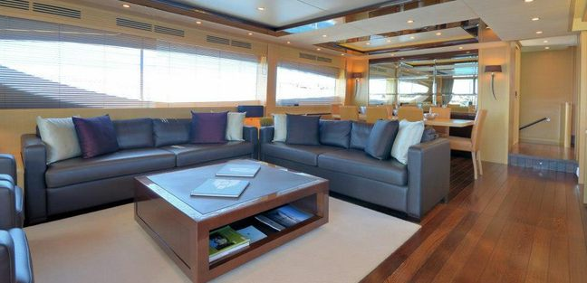Rough Diamond Charter Yacht - 7