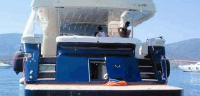 Posillipo 85 Charter Yacht - 3