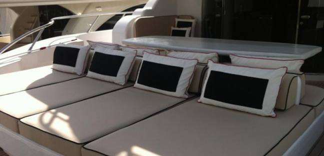 White Pearl Charter Yacht - 4