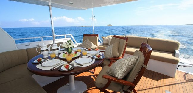 Illusions Charter Yacht - 4