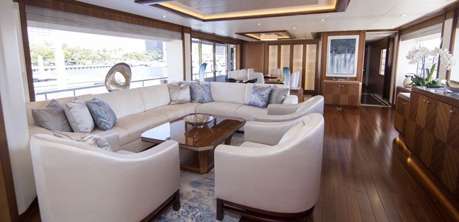 Long Aweighted Charter Yacht - 8