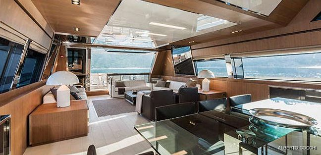 Fora Charter Yacht - 6