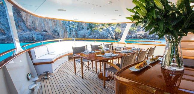 Heavenly Daze Charter Yacht - 6